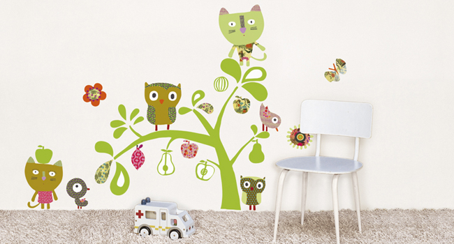 Kidsissime acaza blog d co - Stickers nouvelles images ...