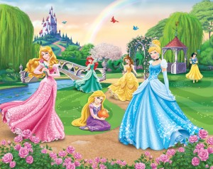 walltastic-princesses