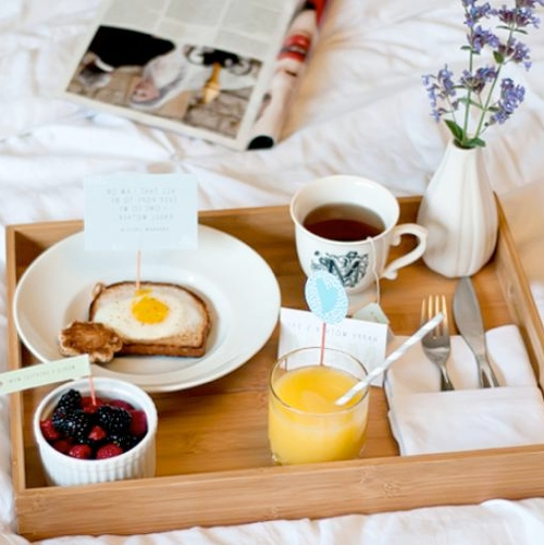 Breakfast Bed Sagaform