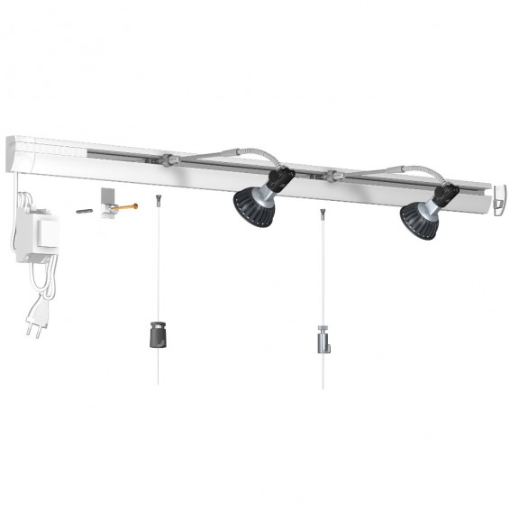 accrocher tableau - Combi Rail Pro Light